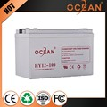 Top selling best quality control latest 12V 100ah solar power battery
