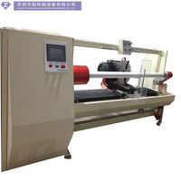 Factory price plastic film roll cutting machine