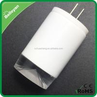 Led g4 230v light with Epistar, ceramic g4 led 120v, 250 LM 3W g4 rgb led light