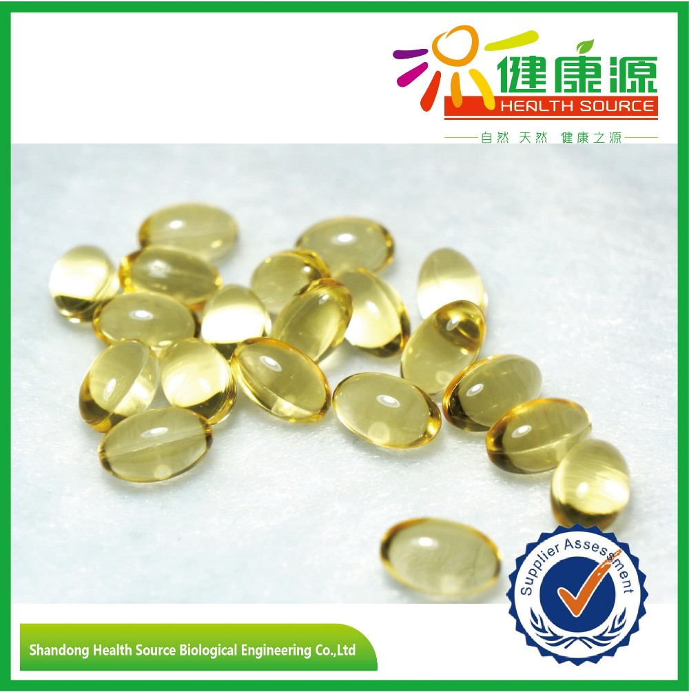 Natural Vitamin E softgel Wholesale OEM capsule Nutrition supplement