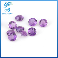 round small sizes natural amethyst price