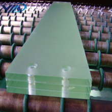 Cheap price 6.38-60mm colored laminated tempered glass