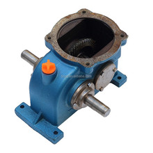 paddle wheel aerator reducer, gearbox for aerator