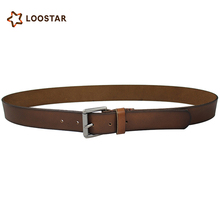 LOOSTAR 2017 Innovative Products Brown Men Leather Belts