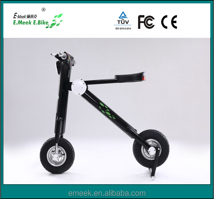 350W Brushless Motor electric scooter With Bluetooth Speaker
