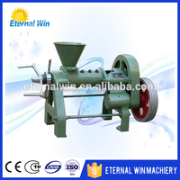 High quality cotton seed cake oil extraction/press machine