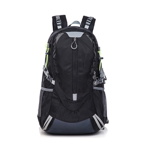 CYSHMILY Creative Large Capacity Mountaineering Bag Waterproof Professional Bracket Backpack