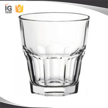 Shot Glass Drinking Glassware, Pokal Snaps Glass 100ml, Stackable Glass