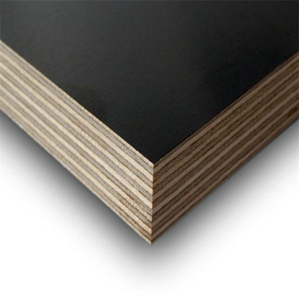 melamine faced plywood/melamine plywood / pvc laminated plywood for table tops