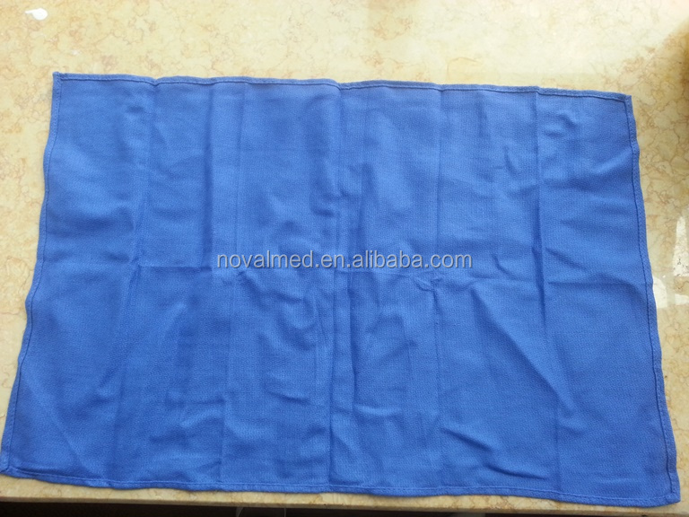 High quality cotton surgical operation towel