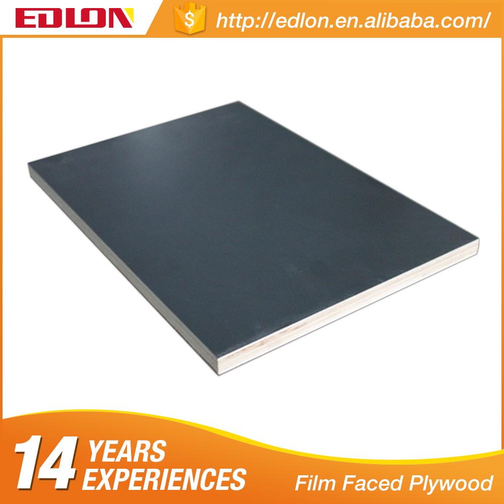 Materiales de construcci n 18mm pel cula marr n negro hoja - Materiales de construccion baratos ...