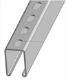 Perforated Unistrut Channel