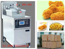 Crispy fried chicken ,deep frying equipment,kfc pressure fryer(CE Approved , Manufacturer)
