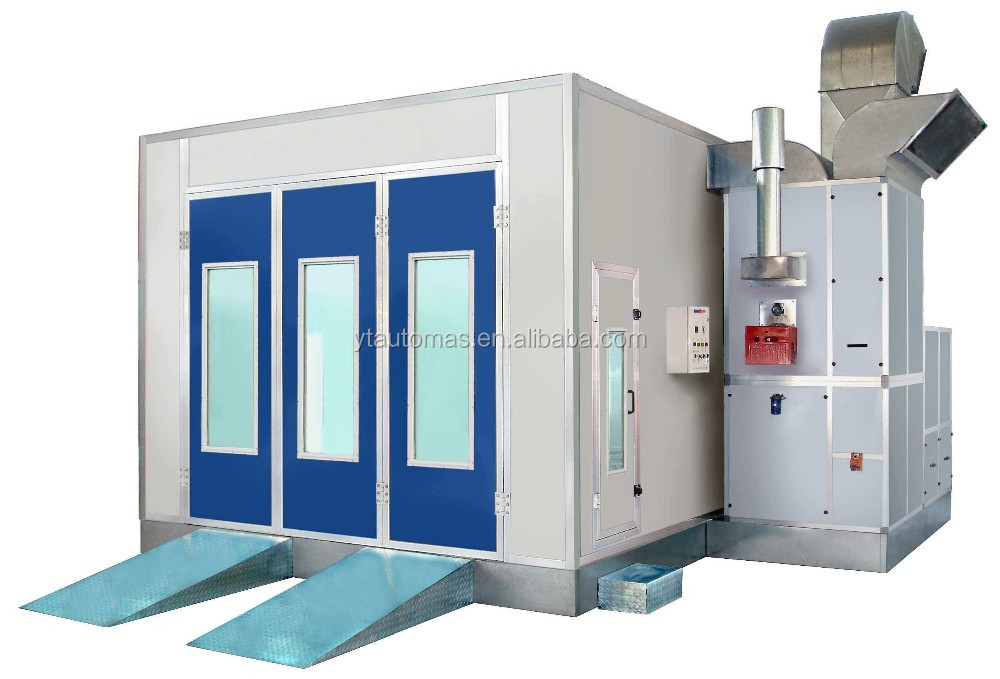2016 popular product CE paint spraying cabin/painting machine/spray paint booth
