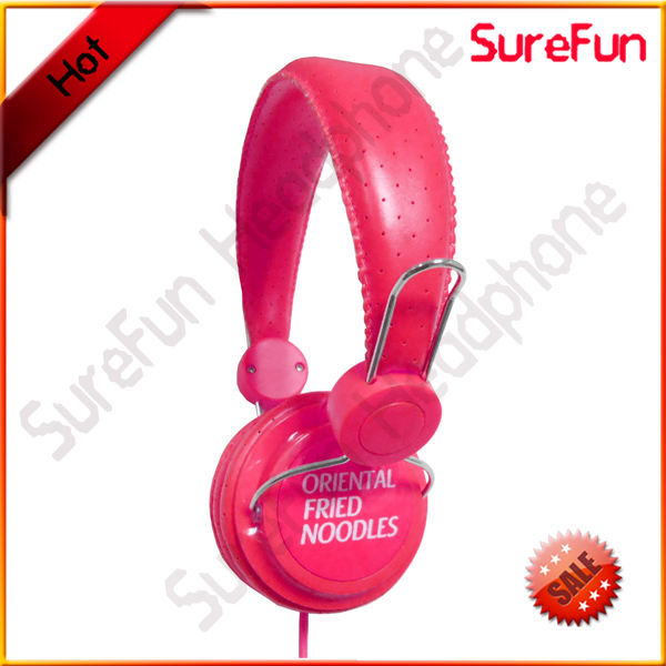 Free of earmuffs comfortable headphone