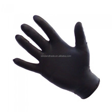 medical sterile Nitrile examination powder free gloves