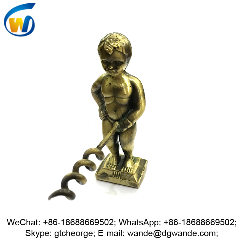 custom antique brass metal wholesale pewter figurines