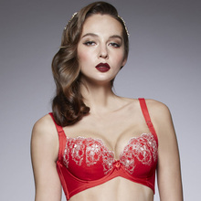 ORA2055 Odm&Oem for ladies underwear, fascinated ,comfortable,high-quality push-up sexy lace bra