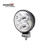 12w Mini Light 3inch Truck Transport Bicycle Round Water Proof LED Bike Light