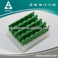 STMB2.5/HC7.62 Green 7.62mm terminal blocks hot sale