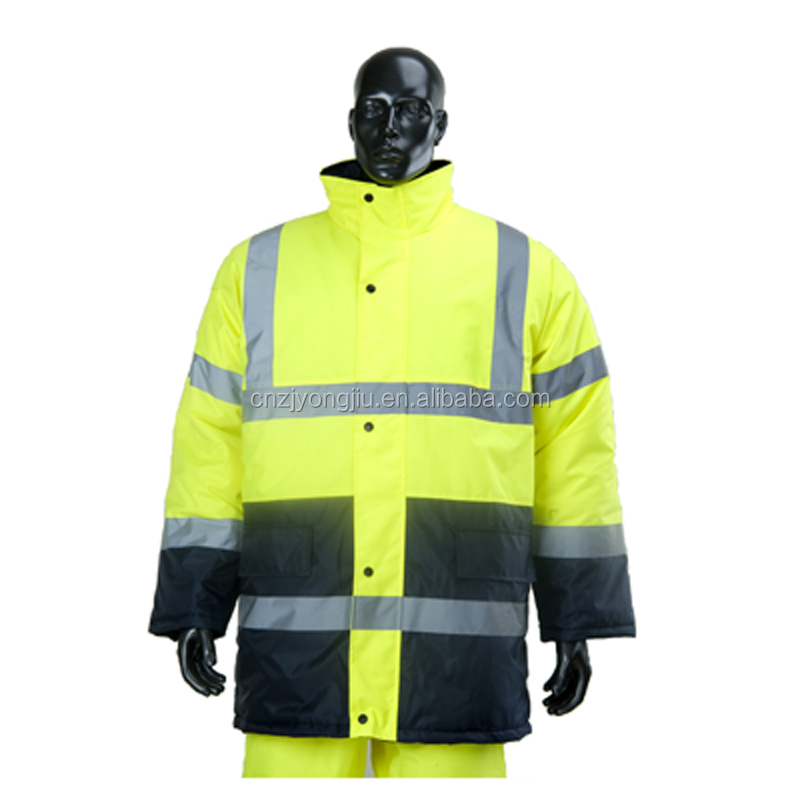 fireman Safety Raincoat new style