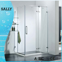 A0626F3-J Stable and safety pivot portable toilet and shower room