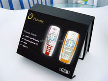 Empty Cellphone box,mobile phone unlock box,paper box with magnetic for mobile phone