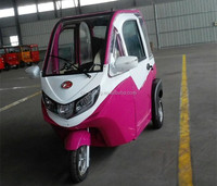 YF three wheel battery vehicle