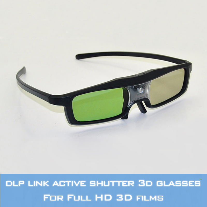 PC40 The High quality and New model 3d camera glasses for 3D beamer