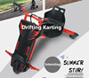 2016 electric trike drift 3 wheels kick board self balancing scooter