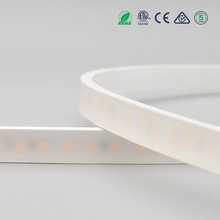Color changing rgb 5050 milky silicone tube IP67 waterproof led strip 24v