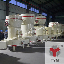New style YGM Series High Pressure Ultrafine Grinding mill Performance