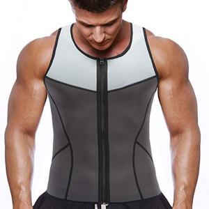 Nice Quality Men's Neoprene Slimming Sweat Vest