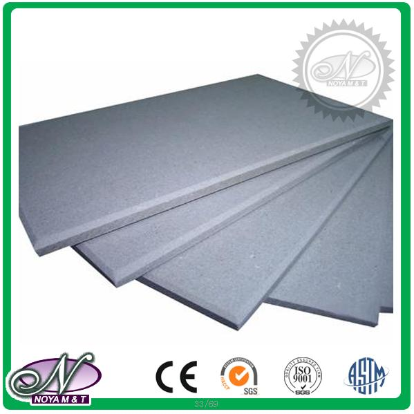 Partition Fiber Cement Board for Building Structure