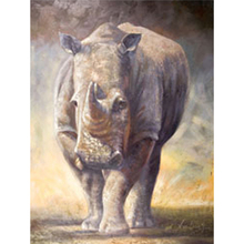 Latest animal painting oil paint art on for dropship