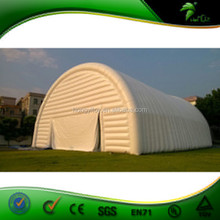 2015 the newest china large luxury inflatable military camping tent