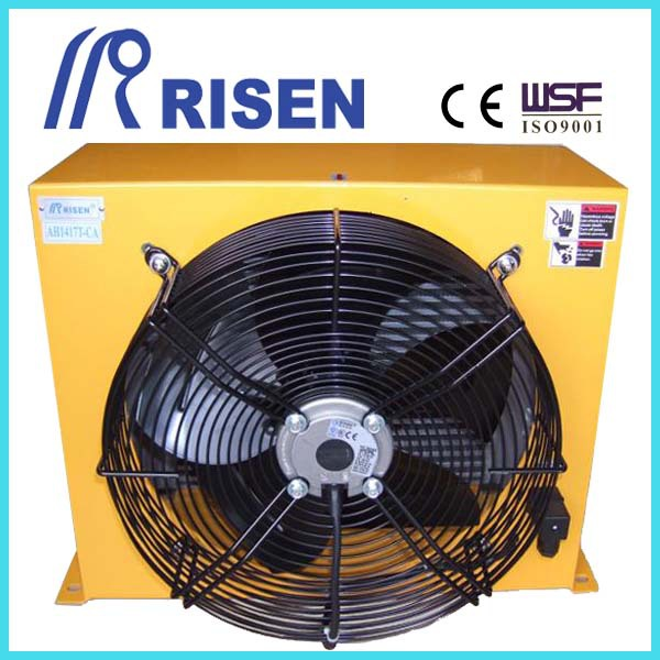 Industrial Hydraulic Oil Cooler : Hydraulic industrial plate fin oil cooler buy