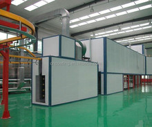 Complete Powder Coating Line for Hardware Products