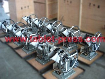 TDP-0 single punch tablet press machine