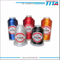low price polyester embroidery thread with exquisite package
