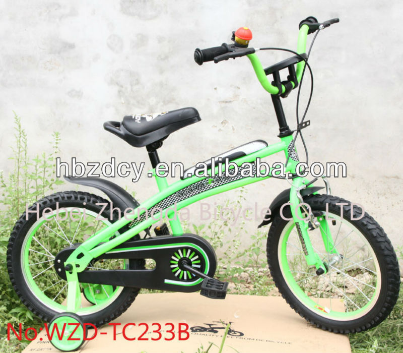 strong chopper style bicycles 16 inch kids bikes in China