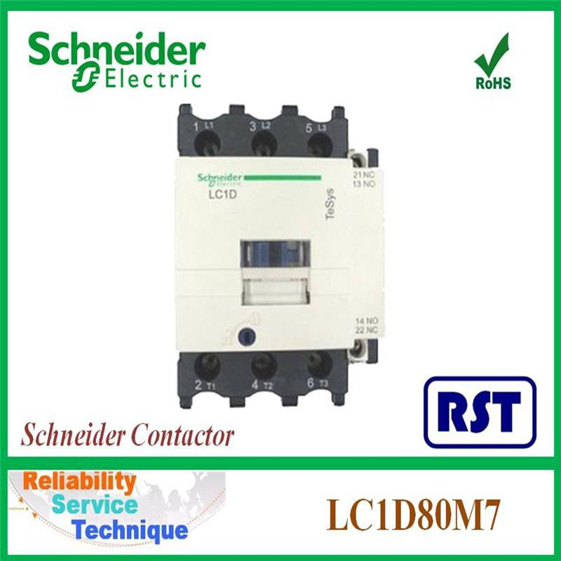 for pumps Safe low voltage switchgear contactor