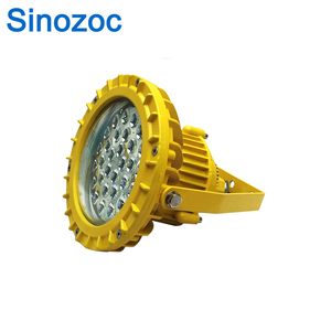 ATEX certified BAT95-G Explosion proof high quality LED lamp