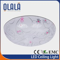2015 newest factory wholesale led suspended ceiling lighting panel semi flush mount ceiling lights