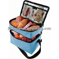 Fashion wine cooler bottle bag pvc wine bag for shopping and promotiom