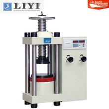 CE Bricks Concrete Compressive Strength Testing Machine