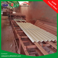 non-asbestos waterproof soundproof magnesium oxide roof tile high strength lightweight mgo roof tile