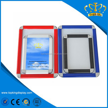 aluminium Material and Photo Frame Type picture frame in different size