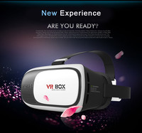 3d vr box and 2016 hot sales 3d adult video glasses for 3d virtual reality