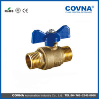 manual forged brass ball valve full flow Ball Valve floating ball valve with prices
